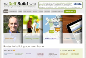 The Self Build Portal