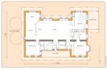 Floorplan by Graham Scott.