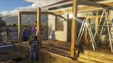 208 Theunissen In Progress - front verandah